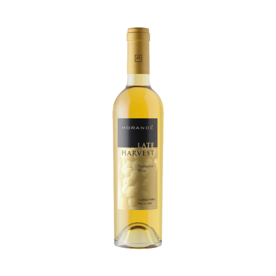 Vino Morande Late Harvest Botella 375cc