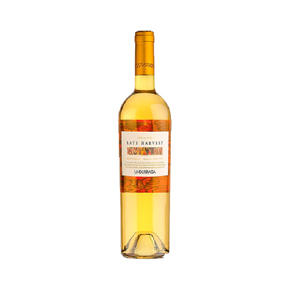 Vino Undurraga Late Harvest Botella 750cc