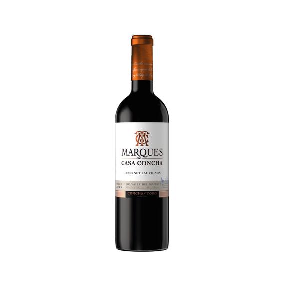 Vino Marques de Casa Concha Cabernet Sauvignon Botella 750cc
