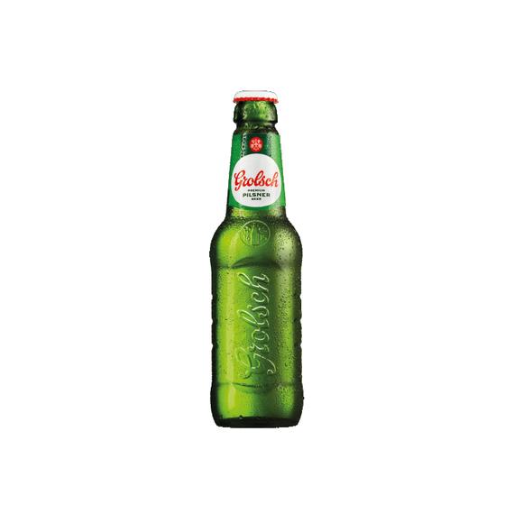 Cerveza Grolsch Lager Botella 330cc