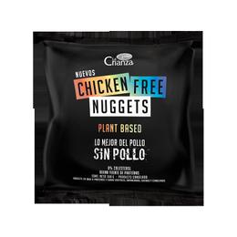 Nuggets sabor pollo