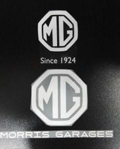 PARCHES MG - Poleras de entrenamiento