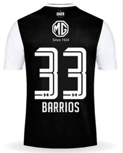 2018 - CAMISETA VISITA ADULTO BARRIOS