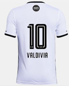 CAMISETA COLO COLO 2018 LOCAL ADULTO VALDIVIA