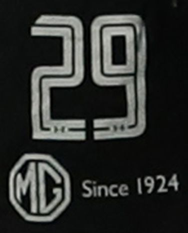 2018 AGREGA NÚMERO Y LOGO MG SHORTS