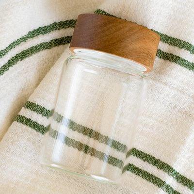 Frasco pequeño de vidrio 200 ml
