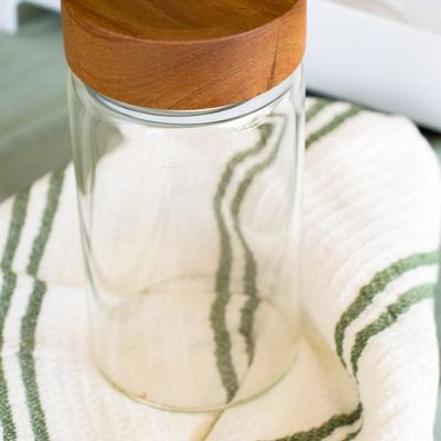 Bandeja Especiera con 3 frascos grandes