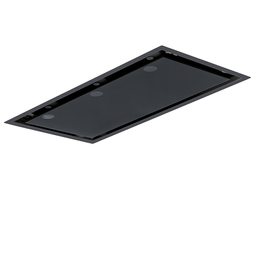 Campana Mueble Glass 60 Black - INSERT 60B