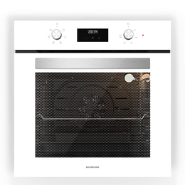 Horno S2 White 6 Functions - S2-6W