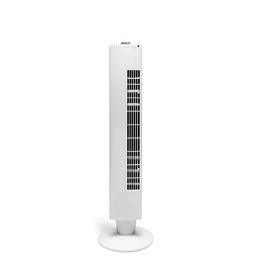 Ventilador Torre Blanco con Control Remoto