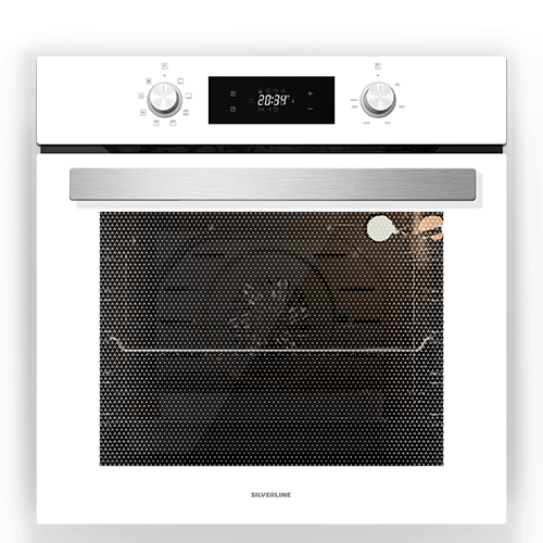 Horno S4 White 8 Functions - S4-8W - SILVERLINE_S4_WHITE.png