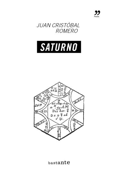 Saturno - Juan Cristóbal Romero - saturno juan cristóbal romero.png
