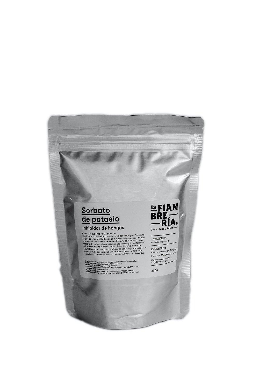 Inhibidor de hongos - Sorbato de potasio