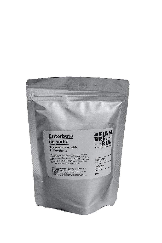 Acelerador de cura / antioxidante - eritorbato de sodio