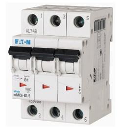 Interruptor Termomagnético 16A, 3 Polos, 6KA, Curva C