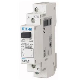 Contactor modular 230V 20A 50Hz 1NA