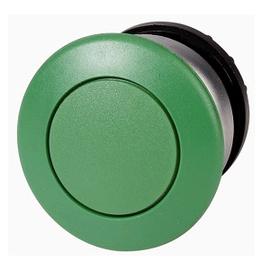 Capuchón para pulsador momentaneo, verde, IP67, IP69K