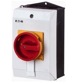 Desconectador de Seguridad IP67 32A 6 polos