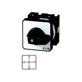 Selector amperímetro 4 posiciones