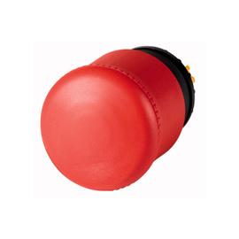 Botón parada emergencia, presionar - tirar