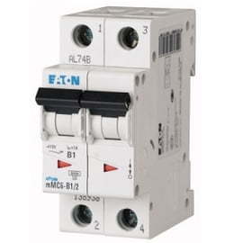 Interruptor Termomagnético 4A, 2 Polos, 6/10KA, Curva C