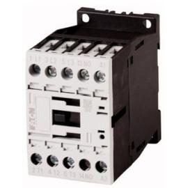 Contactor 15A, bobina 24Vcc, 1NA