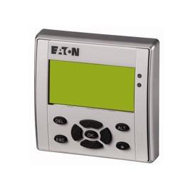 Display remoto con pantalla monocromática y teclado, IP65
