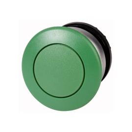 Capuchón para pulsador programable, verde, IP67, IP69K