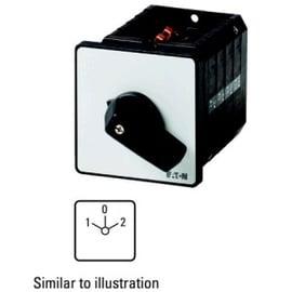 Conmutador de Red 3 polos 1-0-2 100A