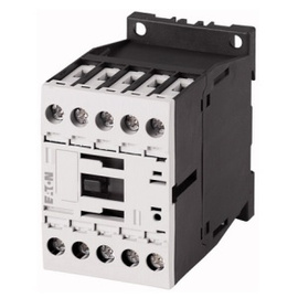 Contactor 3NA-1NC, bobina 24Vcc