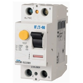 Interruptor Diferencial 25A, 2 Polos, 30ma