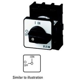 Desconectador Bajo Carga 0-1 25A 3 polos