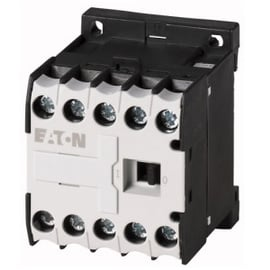 Contactor Miniatura 9A, 1NC, bobina 24Vcc