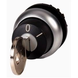 Botón de dos posiciones con llave, IP66