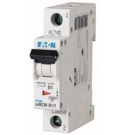 Interruptor Termomagnético 20A, 1 Polo, 6/10KA, Curva C