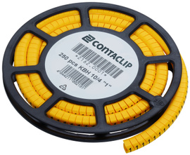 Marca para cable nro 0 (p/cable 2,5-16mm2)