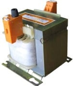 Transformador de tensión 160vac (220/24vac)