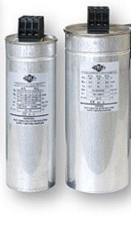 Condensador 2,5kvar 400v / 3kvar 440v