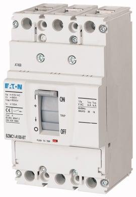 Interruptor Caja Moldeada 3x100A 25KA 380V