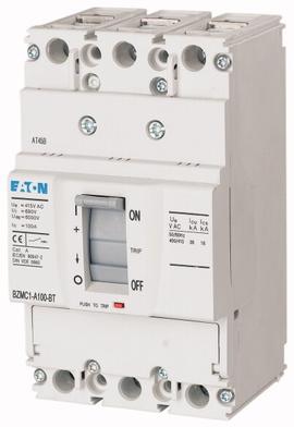 Interruptor Caja Moldeada 3x40A 25KA 380V
