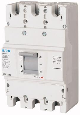 Interruptor Caja Moldeada 3x250A 25KA 380V