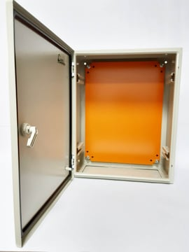 Caja metalica 400x300x200mm IP-65