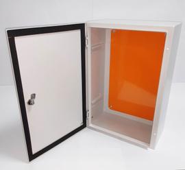 Caja metalica 400x300x200mm ip-55