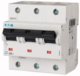 Interruptor Termomagnético 80A, 3 Polos, 25KA, Curva C