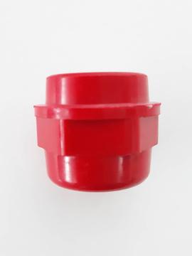 Aisladores tipo barril 25x25 perno m6