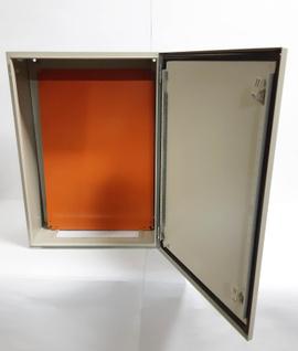 Caja metálica 700x500x230mm
