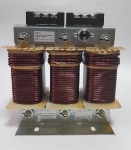 Filtro de armónicos 15 kvar 400vac 50hz