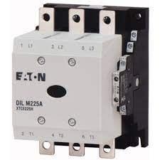 Contactor 225A, bobina 24Vdc, 2NA+2NC