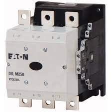 Contactor 250A, bobina 24-48Vac, 2NA+2NC