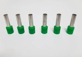 Puntillas puntilla  verde  6 mm